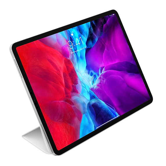 Smart Folio voor 12,9‑inch iPad Pro (4e generatie) - Wit