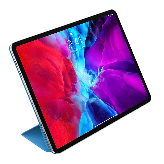 Smart Folio voor 12,9‑inch iPad Pro (4e generatie) - Pacific