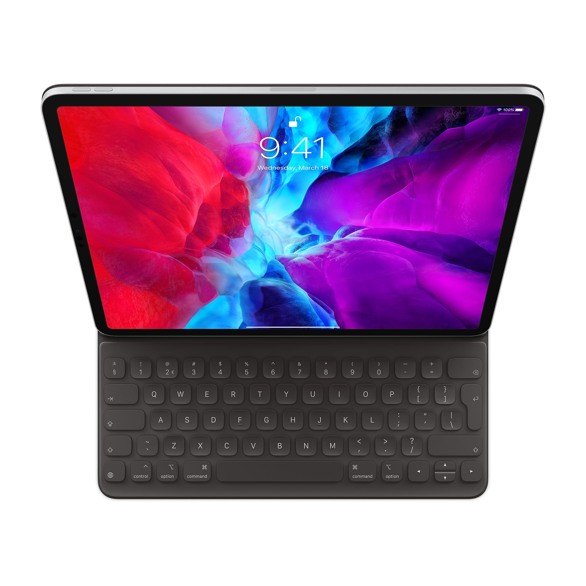 Smart Keyboard Folio voor 12,9‑inch iPad Pro (4e generatie) - Nederlands