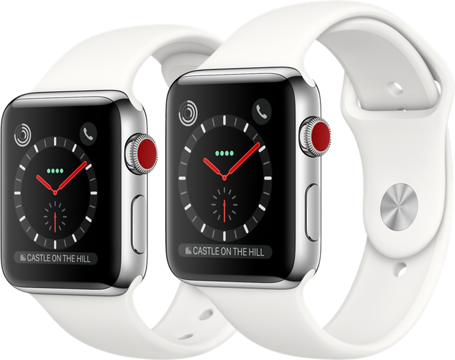 Particuliere inruil Apple Watch Series 3