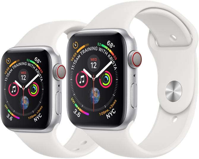 Particuliere inruil Apple Watch Series 4