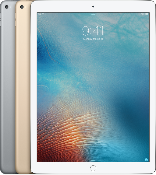 Particuliere inruil iPad Pro 12,9-inch (1e gen.)