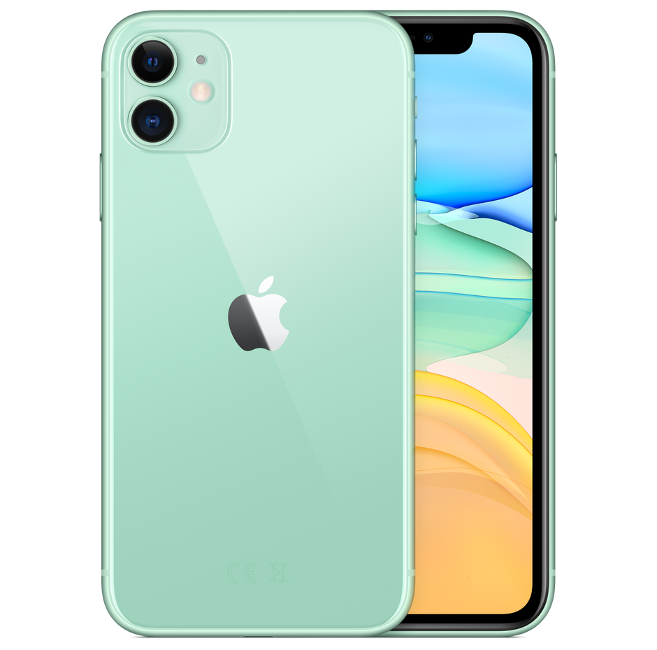 iPhone 11: 64GB - Green