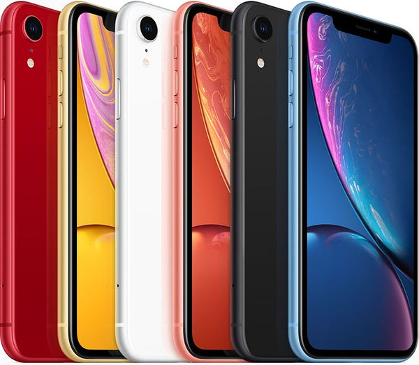 Particuliere inruil iPhone XR