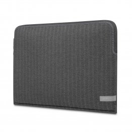 Moshi Pluma Laptop Sleeve for MacBook Pro 16 - Herringbone Gray