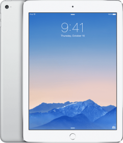 iPad Air 2 - 64 GB - (Wi-Fi) - Zilver (★★★★★)