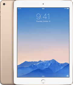 iPad Air 2 - 32 GB - (Wi-Fi) - Goud (★★★★☆)