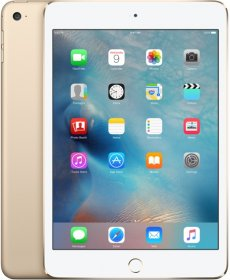 iPad mini (4th generation) - 32 GB - (Wi-Fi) - Goud (★★★★★)