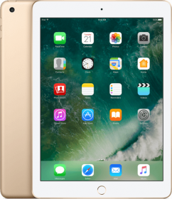 iPad (5th generation) - 32 GB - (Wi-Fi + Cellular) - Goud (★★★★☆)