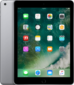 iPad (5th generation) - 128 GB - (Wi-Fi) - Spacegrijs (★★★★☆)