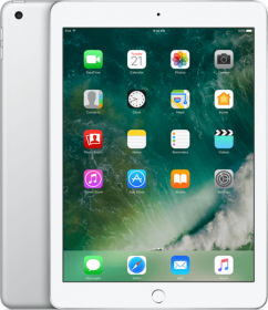 iPad (5th generation) - 32 GB - (Wi-Fi + Cellular) - Zilver (★★★★★)