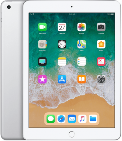 iPad (6th generation) - 32 GB - (Wi-Fi) - Zilver (★★★★★)