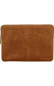 "Dbramante1928 Skagen Pro - Full Grain Leather Sleeve For MacBook Pro/Air 13"" - Tan"