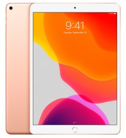 iPad (10.2-inch) (8th generation) - 32 GB - (Wi-Fi + Cellular) - Goud (Nieuw)