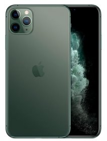 Apple iPhone 11 Pro Max - 64 GB - Middernacht groen (★★★★★)