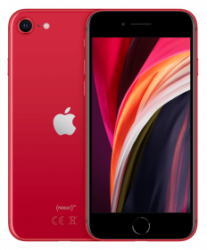 iPhone SE (2020) - 64 GB - (PRODUCT) Red (★★★☆☆)