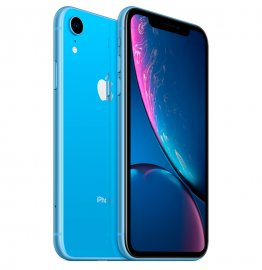 iPhone Xr: 64GB - Blauw