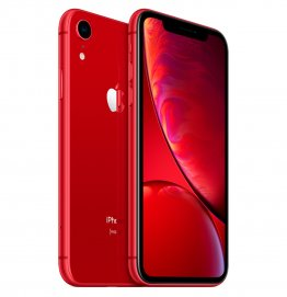 iPhone Xr: 64GB - (PRODUCT) Red (Nieuw)