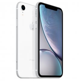 iPhone Xr: 128GB - Wit (Nieuw)