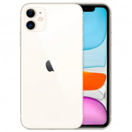 iPhone 11: 64GB - Wit