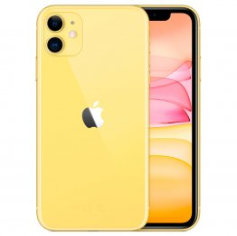 iPhone 11: 64GB - Geel