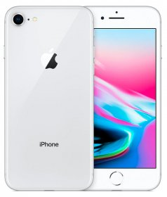 Apple iPhone 8 - 64 GB - Zilver (★★★★★)