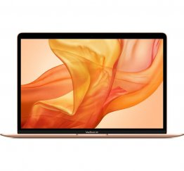 13-inch MacBook Air: 1,6-GHz dual-core i5-processor - 128 GB SSD - 8 GB RAM - Goud