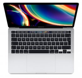 13‑inch MacBook Pro (2020) - Zilver - 1,4‑GHz quad‑core­­processor - 8 GB RAM - 512 GB opslag - Twee Thunderbolt 3‑poorten