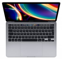 13‑inch MacBook Pro (2020) - Spacegrijs - 1,4‑GHz quad‑core­­processor - 8 GB RAM - 512 GB opslag - Twee Thunderbolt 3‑poorten
