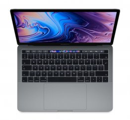 13-inch MacBook Pro: 1,4‑GHz quad‑core i5-processor - 128 GB SSD - 8 GB RAM - SpaceGrey