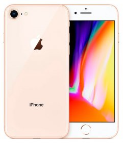 Apple iPhone 8 - 256 GB - Goud (★★★★★)