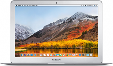 Particuliere inruil MacBook Air 13-inch (2017)